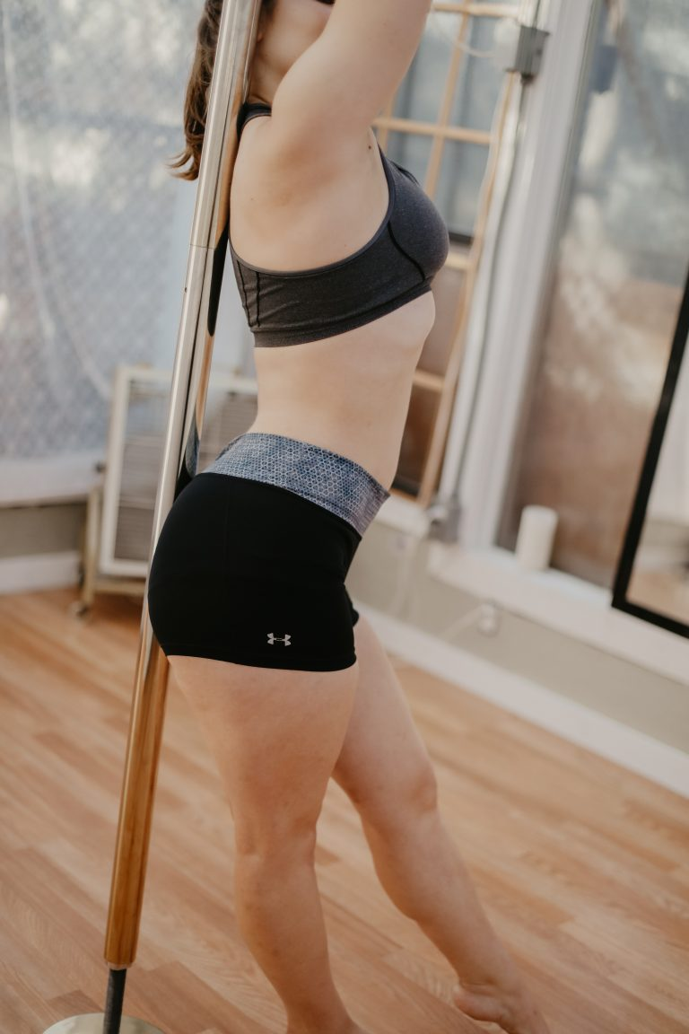 sign up for pole dancing lessons picture